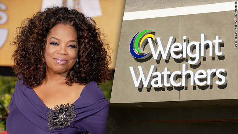 weight watchers by oprah