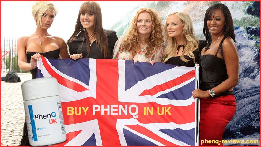 Phenq weight loss pills in UK