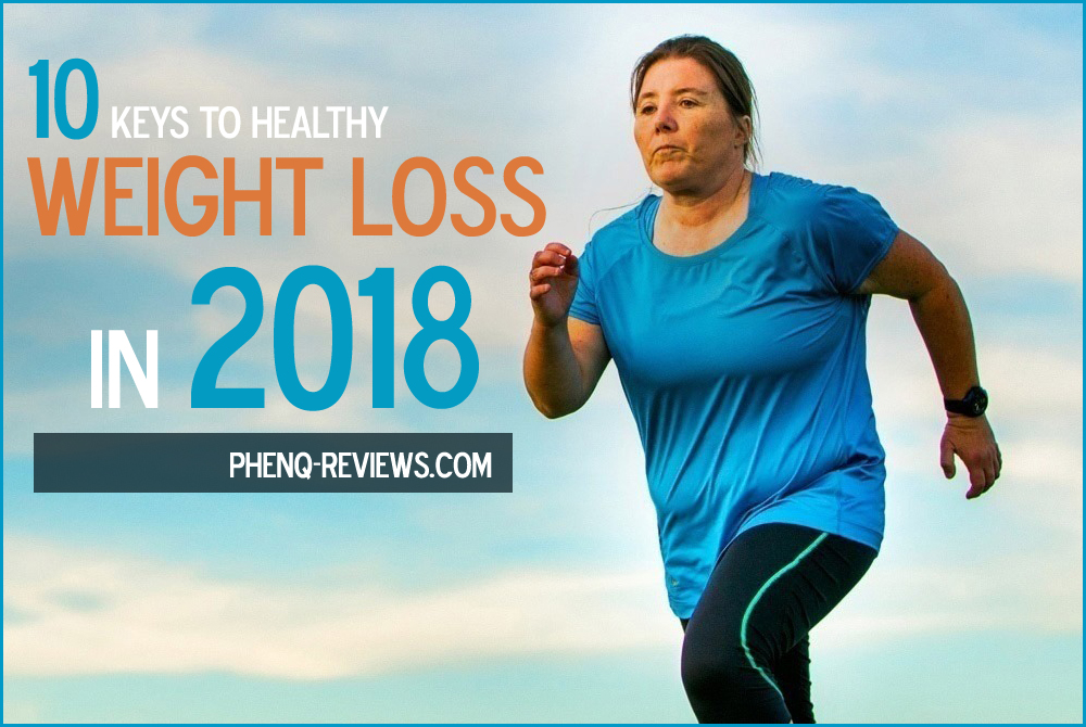 Healthy weight loss tips in 2018