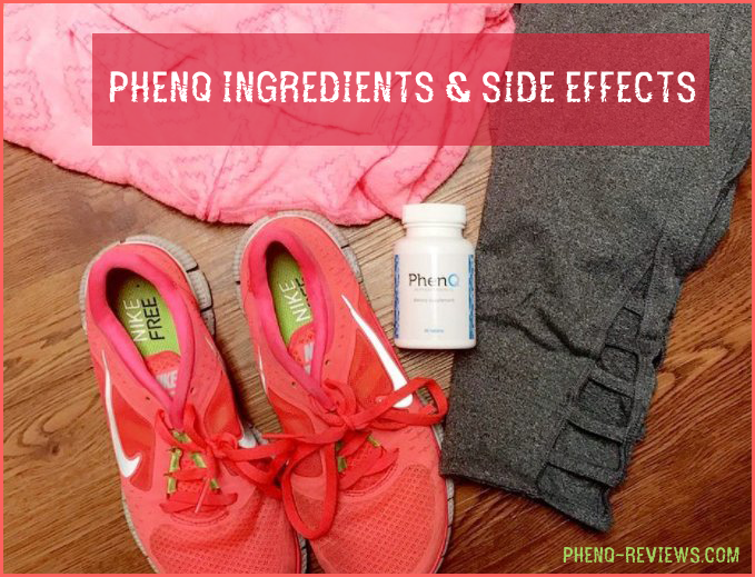 ingredients and side effects of Phenq diet pills