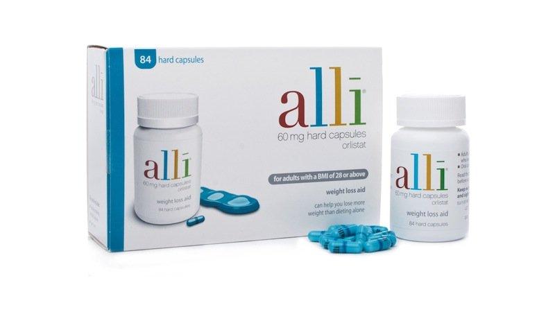 Alli Diet Pills review