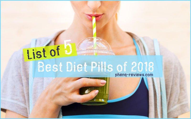 Best Diet Pills of 2018 that work