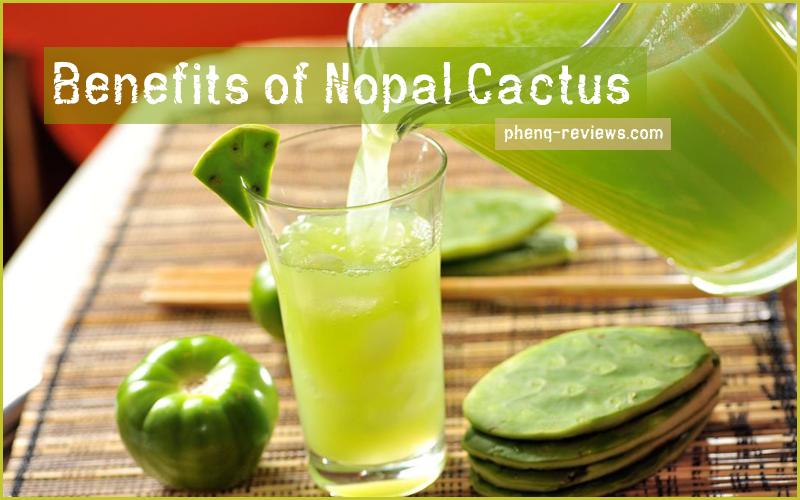 Nopal benefits