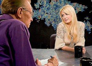 Paris Hilton discusses jail time