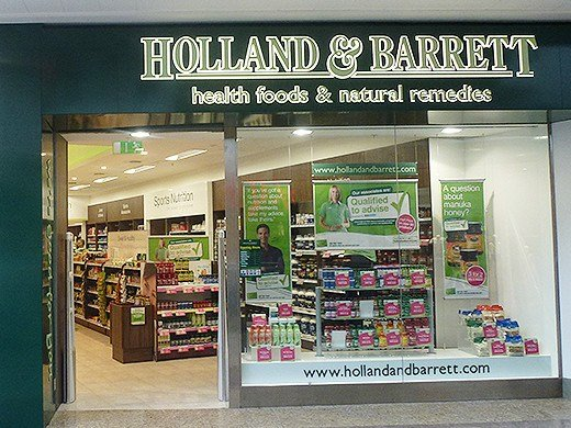 Phenq holland and barrett UK